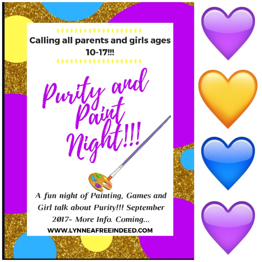 Purity and Paint night